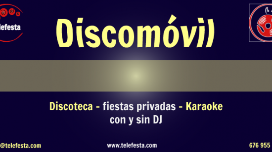 discomovil slider