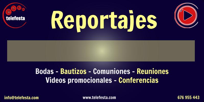 reportajes de video